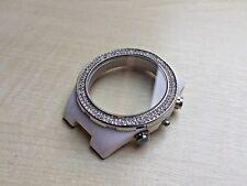 Ceramic Watch CASE/SHELL/HOUSING/DIAL fits Emporio Armani AR1456 strap/bracelet