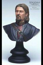 Lord of the Rings Sideshow Weta Boromir LOTR polystone bust figure
