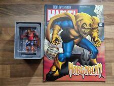 More details for hobgoblin #102 classic marvel figurine eaglemoss & magazine