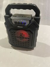 2Boom Vibe Portable Wireless Bluetooth Speaker With Light FX