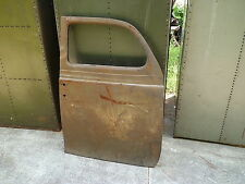1940 Dodge Special Deluxe 4 DR D14 D17 NOS MoPar Right Front DOOR SHELL #932589