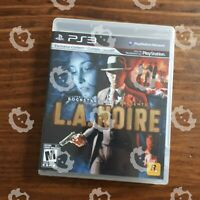 L.A. Noire ( PS3 Playstation 3 ) Tested