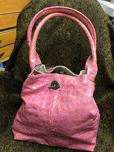 COSETTINI Italian Designer Leather Handbag With Detachable Purse  £250 Now £45