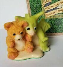 """""""Spilt Milk"""" Whimsical World Pocket Dragons Real Musgrave w Box"""