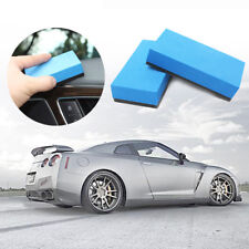 1 PCS Magic Sponge Eraser Cleaning Melamine Multi-use Foam Cleaner Blue