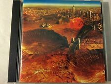 MIDNIGHT OIL RARE Original Made Japan CD RED SAILS IN THE SUNSET No Barcode