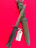 Swedish M1914 Modified Leather Bayonet Belt Frog NO RESERVE CAT.#119-4