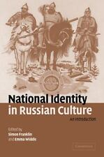 National Identity in Russian Culture No. 281 : An Introduction (2006, Paperback)