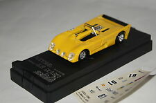 Lola t 280 #61 Le Mans 1973 jaune 1:43 solido & OVP 7160