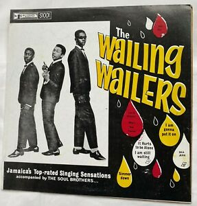 THE WAILING WAILERS BOB MARLEY PETER TOSH 1966 STUDIO ONE