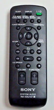 Sony remote control RM AMU137 - RDH GTK33iP GTK11iP FST GTK11iP GTK33iP G Tank