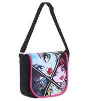 Monster High Umhänge Tasche Schultertasche Bag Shopper Sporttasche Handtasche