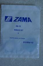 GENUINE ZAMA CARBURETOR REPAIR KIT # RB-72 for many C1Q carbs