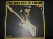 Jimi Hendrix - The Jimi Hendrix Story - 3 LP