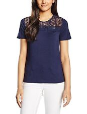New Look Lace Short Sleeve Floral Tops & Shirts for Women