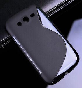 For Samsung Galaxy S3 / i9300, i9300i, Case Cover Slim S-Line Silicone TPU Gel