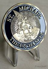 USA St. Michael To Honor Our Fallen Officers Collectibles Challenge Coin