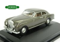 BNIB OO GAUGE OXFORD 1:76 76BCF004 Bentley Continental Fastback Gunmetal Car