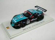 BMW Z4 No. 66 3rd 24h of Spa 2012