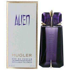 Alien by Mugler 90ml EDP Spray RECHARGEABLE