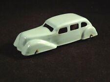 Ancien jouet voiture limousine tôle peinte 1930 roue pneus France CR ? AR ? JEP?