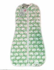 Woombie Convertible Winter - Elephant, 1.8 tog, Swaddle + Sleeping Bag Combo