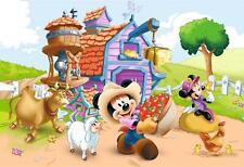 Trefl 15337 Puzzle 160 Teile Mickey Mouse der Farmer Disney