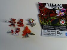 Lot of 5 Power Rangers Micro Morphers