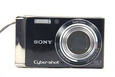 Sony Cyber-shot DSC-W370 14.1MP Digital Camera Black