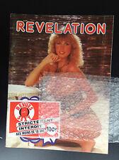 Rare album Revelation N° 5 avec Revue 13 14 15  TBE Nu érotisme sex adulte