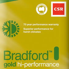 Gold High Performance Ceiling Batts - R5.0 - 580 x 1160 (240mm thick - 5.4m2/...