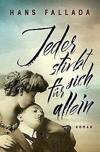 Jeder stirbt für sich allein von Fallada, Hans   Buch   Zustand sehr gut