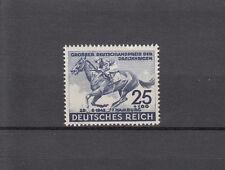 Deutsches Reich, Michel-Nr. 814  postfrisch, Pferderennen Hamburg,  siehe Scan