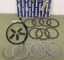 Yamaha Blaster 1988-2006 Tusk Clutch, Springs, Cover Gasket & Cable Kit YFS 200