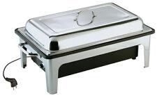 Rolltop chafing Dish 5 L cibi più caldo calore contenitore Ø 45 x 5 cm gastlando