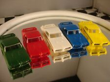 69 GTO Judge You Get 5 as Pictured MoDEL MoToRING ho scale slot car T-jet Body