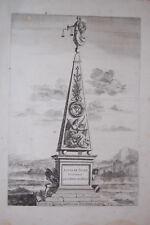 Louis le juste combattant : [estampe] par Charles Beys  1649,  XVIIème + texte
