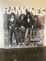 Brand New Sealed Ramones 40th Anniversary Deluxe Edition 3 CD & 1 LP Set + Book