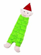 Spot Holiday Tons O Squeakers Elf Dog Toy - FREE SHIPPING