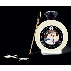 Shunga Vanilla & Chocolate Flavored Edible Body Painting Kit Romantic Gift