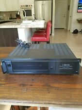 """New listing Carver Tfm-22 Stereo Power Amplifier """"Freshly Serviced"""""""