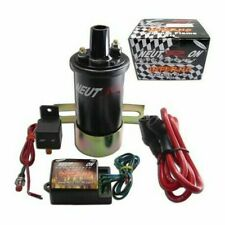 Single Universal Automotive Exhaust Flame Thrower Kit INFERNO