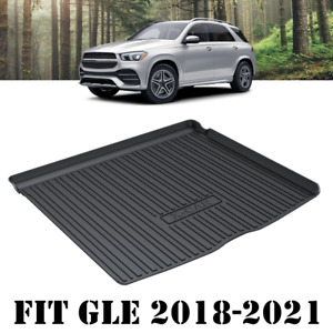 Heavy Duty Trunk Cargo Mat Boot Liner Luggage Tray for Mercedes-Benz GLE 2018-21