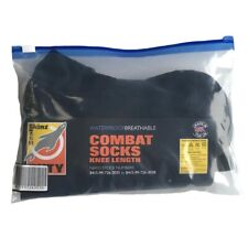 NEW - British Army Issue SEALSKINZ Waterproof Knee Length Socks - UK Size LARGE