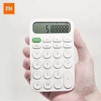 Original Xiaomi mijia Smart office Calculator 12-bit LED Display Smooth ABS Bdoy