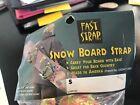 Fast Strap Kids Snowboard Carrier  Snow Board