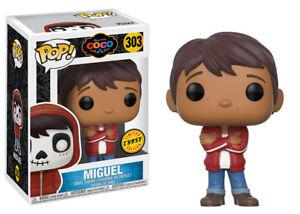 """New Pop Disney/Pixar: - Coco - Miguel 3.75"""" Funko Vinyl CHASE"""