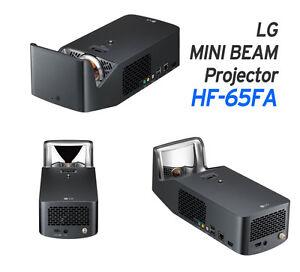 LG HF65FA Ultra Short Throw LED Home Projector DLP FHD 1000 Ansi PF1000U FedEx
