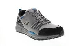 Skechers эквалайзер 4.0 Trail 237023 мужской серый замшевый спортивный туризм обувь