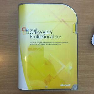 Microsoft Office Visio Professional 2007 Retail Edition